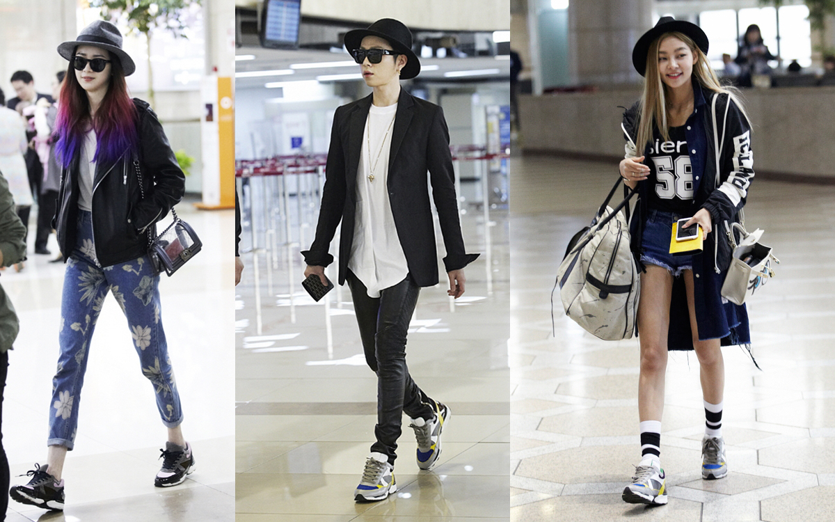 Travelling In Style Fashion Tips For A Fabulous Run At The Airport